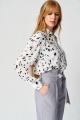Брюки, Блуза Almirastyle 142 серый