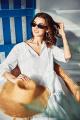 Платье ELLETTO LIFE 1824 белый
