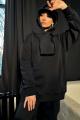 Худи Rawwwr clothing 083 черный