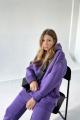 Брюки Rawwwr clothing 213 фиолетовый