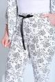 Женский костюм Liona Style 789 белый