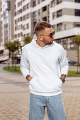 Худи Rawwwr clothing 028-начес белый