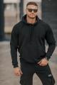 Худи Rawwwr clothing 028-начес черный
