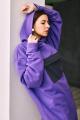 Худи Rawwwr clothing 040-начес фиолетовый