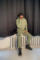 Худи Rawwwr clothing 041-начес олива