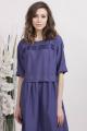 Платье Achosa 3688 фиолетовый