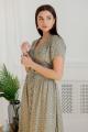 Платье LadisLine 1364 хаки