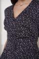 Платье LadisLine 1364 темно-синий