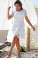 Платье Vittoria Queen 12603 белый