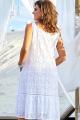 Платье Vittoria Queen 12363 белый