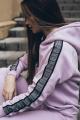 Худи Rawwwr clothing 044-начес лиловый