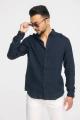 Рубашка Cool Flax КФР002 синий