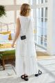 Платье Lokka 805 белый