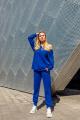 Брюки Rawwwr clothing 112-начес синий