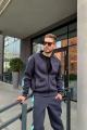 Олимпийка Rawwwr clothing 122-начес графит