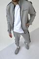 Брюки Rawwwr clothing 123-начес серый