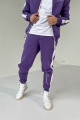 Брюки Rawwwr clothing 123-начес фиолетовый