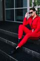 Свитшот Rawwwr clothing НЗ018-начес красный
