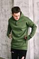 Худи Rawwwr clothing КОЛА051-начес хаки