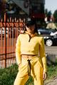 Брюки Rawwwr clothing ВТ004-начес желтый