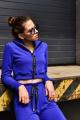 Брюки Rawwwr clothing ВТ004-начес синий