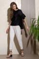 Блуза Condra 16138 черный