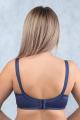 Бюстгальтер Verally 213-6 темно-синий