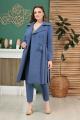Жакет Anastasiya Mak 789 темно-голубой