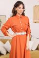 Платье Мода Юрс 2672 терракот