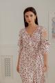 Платье LadisLine 1366 цветочный_принт