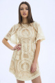 Платье LaVeLa L10149 молочный