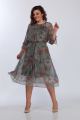Платье Lady Style Classic 2204/4 хаки