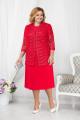 Блуза, Платье Ninele 5665 красный
