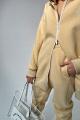 Худи Rawwwr clothing 221-начес бежевый