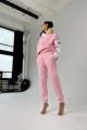 Брюки Rawwwr clothing 213-начес розовый
