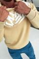 Худи Rawwwr clothing 193-начес бежевый