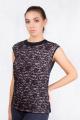 Блуза Verally 413-1 черный