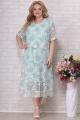 Платье Aira Style 822 зелень