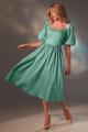 Платье Golden Valley 4744 бирюза