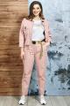 Женский костюм Белтрикотаж 4334 розовый