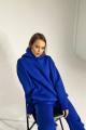 Худи Rawwwr clothing 083-начес синий