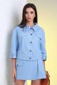 Жакет Viola Style 6031 голубой