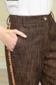 Женский костюм Линия Л А-1875 коричневый