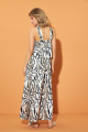 Платье DiLiaFashion 0494 зебра