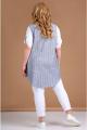 Рубашка Таир-Гранд 62360 полоска