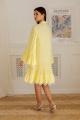 Платье LadisLine 1346 желтый