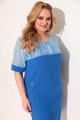 Платье Michel chic 2059 голубой