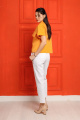 Блуза YFS 5605 оранжевый