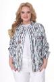 Куртка Кэтисбел 124 темные_полосы