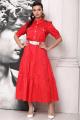 Платье Мода Юрс 2675 красный